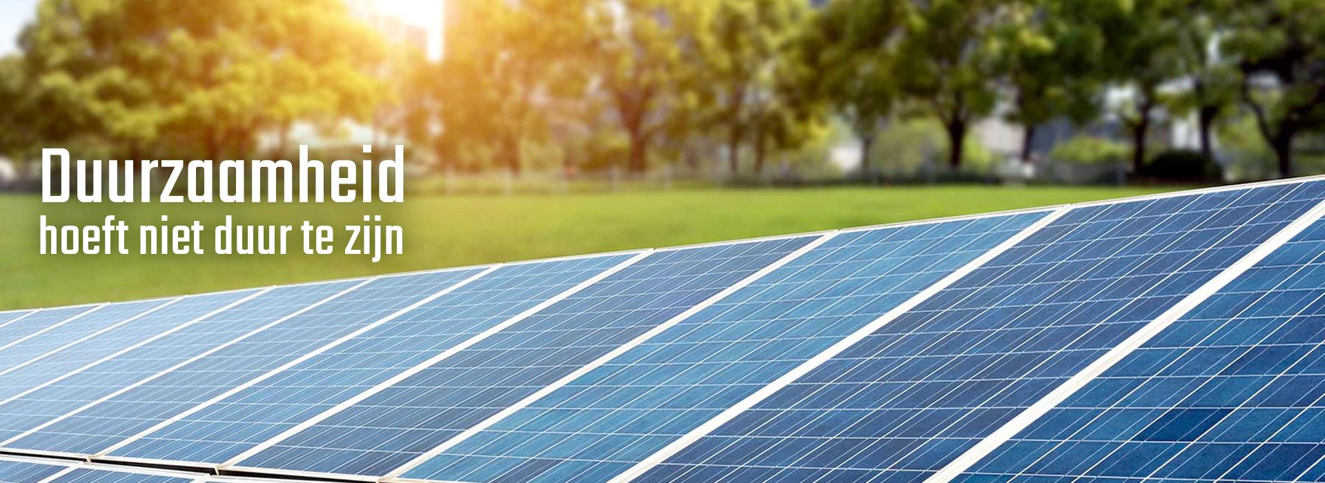 Regio Duurzaam duurzaam hoeft niet duur te zijn